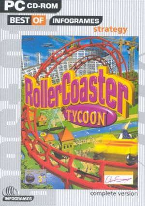 RollerCoaster Tycoon [Best of Infogrames] for Windows PC