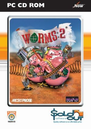 Worms 2 [Sold Out] for Windows PC