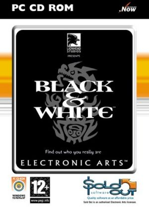 Black & White [Sold Out] for Windows PC