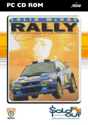 Colin McRae Rally [Sold Out] for Windows PC
