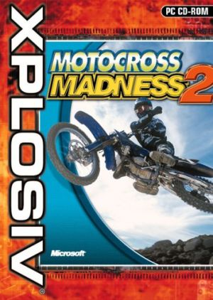 Motocross Madness 2 [Xplosiv] for Windows PC