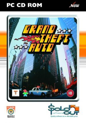 Grand Theft Auto [Sold Out] for Windows PC