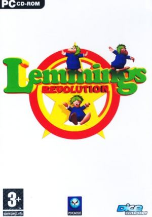 Lemmings Revolution [Dice] for Windows PC
