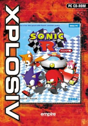 Sonic R [Xplosiv] for Windows PC