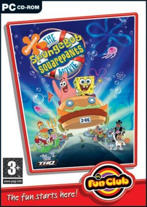 Spongebob Squarepants: The Movie [PC Fun Club] for Windows PC