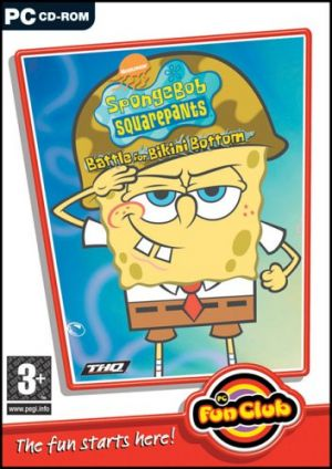 Spongebob Squarepants: Battle for Bikini Bottom [PC Fun Club] for Windows PC