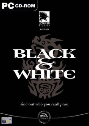 Black & White [EA Classics] for Windows PC