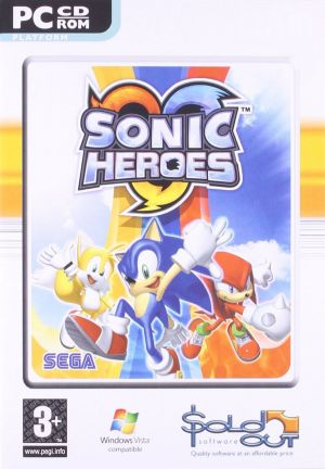 Sonic Heroes [Sold Out] for Windows PC