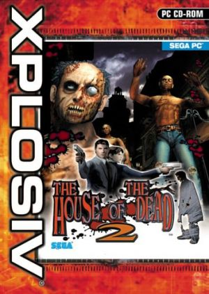 The House of the Dead 2 [Xplosiv] for Windows PC