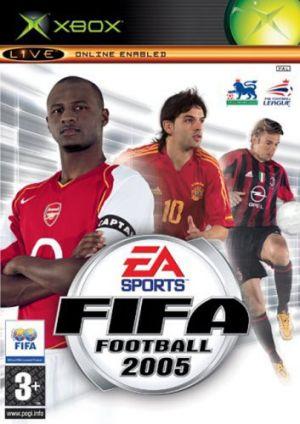 FIFA Football 2005 for Xbox