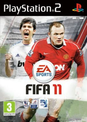 FIFA 11 for PlayStation 2