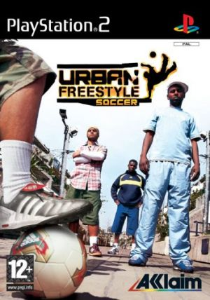 Urban Freestyle Soccer for PlayStation 2