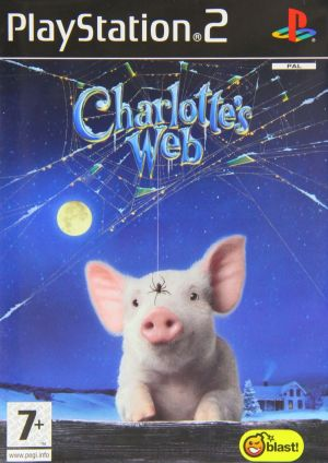 Charlotte's Web for PlayStation 2