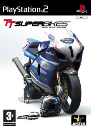 TT Superbikes: Real Road Racing for PlayStation 2
