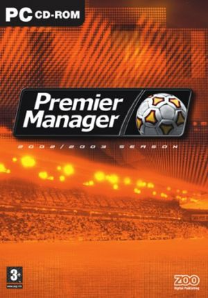 Premier Manager 2002-2003 for Windows PC