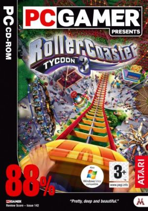 Rollercoaster Tycoon 3 [PC Gamer Presents] for Windows PC