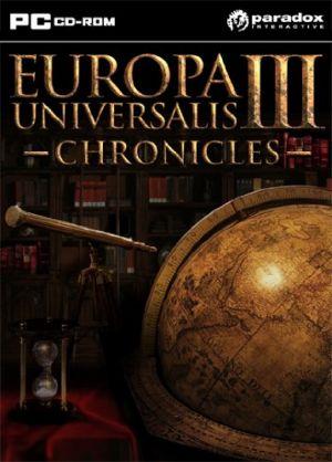 Europa Universalis III Chronicles for Windows PC
