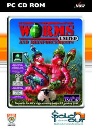 Worms United [Sold Out] for Windows PC