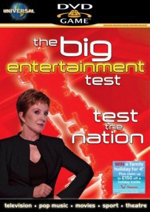 Test the Nation for DVD
