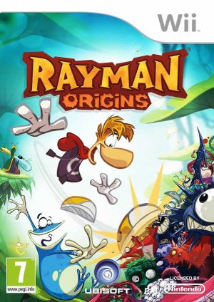 Rayman Origins for Wii
