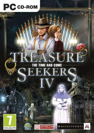 Treasure Seekers IV: The Time Has Time for Windows PC