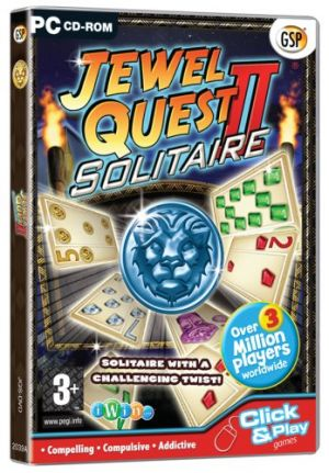 Jewel Quest II Solitaire for Windows PC