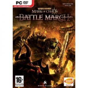 Warhammer Mark of Chaos Battle March for Windows PC
