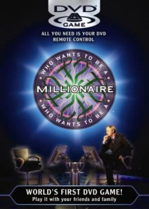 World Wants To Be A Millionaire? for DVD