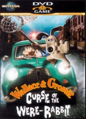 Wallace & Gromit: The Curse Of The Were Rabbit for DVD