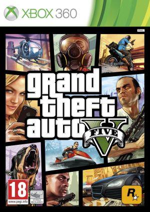 Grand Theft Auto V for Xbox 360