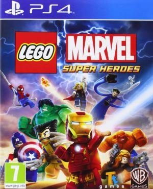 LEGO Marvel Super Heroes for PlayStation 4