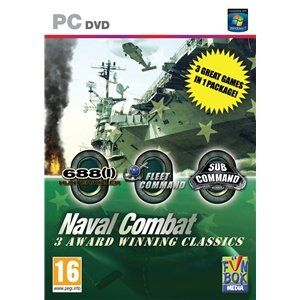 Naval Combat Games Pack: 3-in-1 for Windows PC