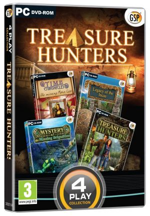 4 Play Collection - Treasure Hunters for Windows PC