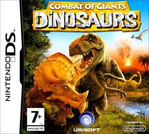 Combat Of Giants: Dinosaurs for Nintendo DS