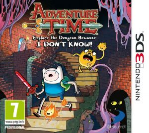 Adventure Time: Explore The Dungeon... for Nintendo 3DS