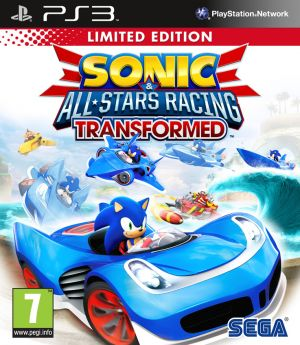 Sonic & All-Stars Racing: Transformed for PlayStation 3