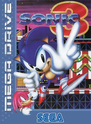 Sonic 3 for Mega Drive