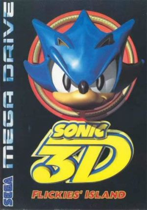 Sonic 3D: Flickies' Island for Mega Drive