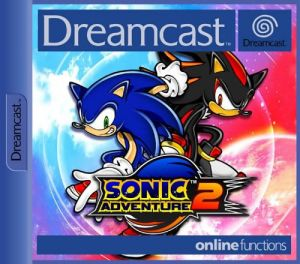 Sonic Adventure 2 for Dreamcast