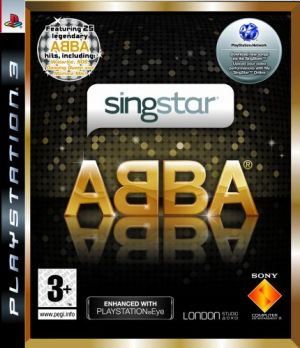 SingStar ABBA for PlayStation 3