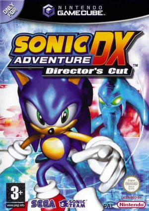 Sonic Adventure DX: Director's Cut for GameCube