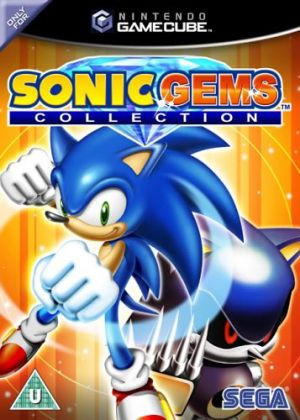 Sonic Gems Collection for GameCube