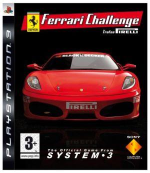 Ferrari Challenge Trofeo Pirelli for PlayStation 3