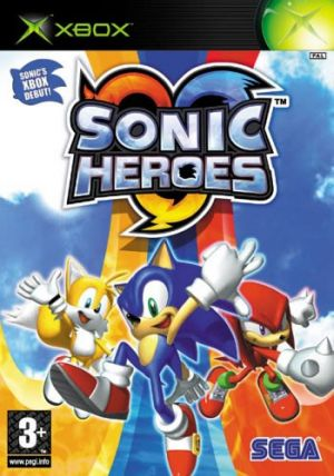 Sonic Heroes for Xbox