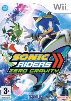 Sonic Riders: Zero Gravity for Wii