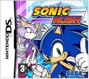 Sonic Rush for Nintendo DS