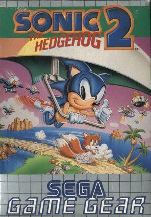 Sonic The Hedgehog 2 for Sega Game Gear