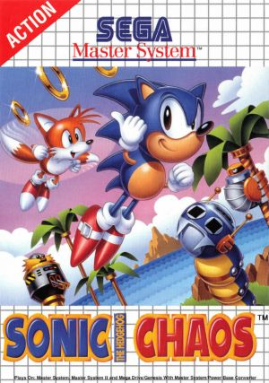 Sonic Chaos for Master System