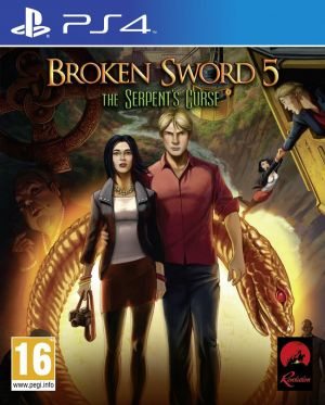 Broken Sword 5: The Serpent's Curse for PlayStation 4