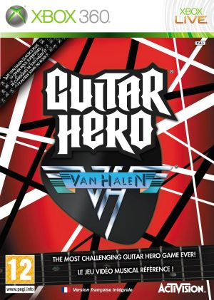 Guitar Hero Van Halen (Game Only) for Xbox 360